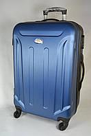 Дорожный чемодан пластиковый