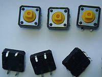 Микрокнопка тактовая OMRON 7.3мм для DMX пультов