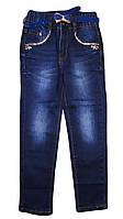 Джинсовые брюки для девочек оптом, H.L. Xiang, 110-140 рр., Арт. D218