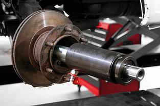 Набор для замены подшипников передних колес, FORD, Vigor, V2879, фото 3