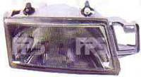 Фара передняя левая сторона механика FIAT TEMPRA 90-97