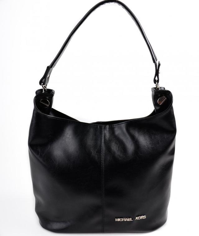 b89dd68130f2 Розовая сумка шоппер М129-65/38 женский мешок с бордовой ручкой на ...