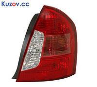 Фонарь задний Hyundai Accent '06-10 левый (DEPO) 221-1934L-UE
