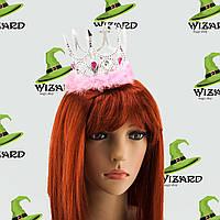 Корона Принцессы с пухом