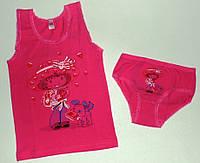 Комплекты детского нижнего белья для девочек 4 года