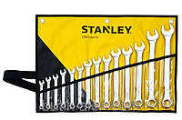 Набор ключей комбинированных 14шт. STANLEY STMT73647-8