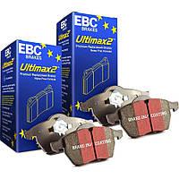 Тормозные колодки передние EBC Ultimax для Nissan Leaf 2011-2017