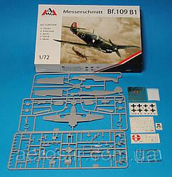 Messerschmitt Bf.109B-1 1/72 AMG 72403