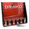 Игровой набор с рюмками «DRINKO»