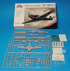 Bf.109C-1 1/72 AMG 72405
