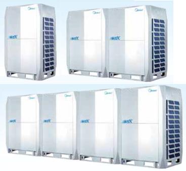 Наружный блок для мультизональных систем Midea MV5-X500W/V2GN1
