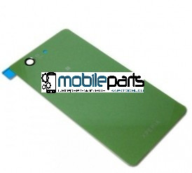 Задняя панель корпуса (крышка) для Sony D5803 | D5833 Xperia Z3 Compact Mini (Качество ААА) (Зеленая)