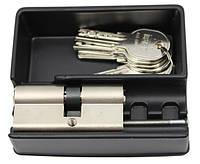 Iseo R6 65мм 30х35 ключ/ключ никель (Италия)
