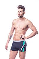 Плавки мужские купальные Shepa 408 (original), трусы-боксеры для бассейна, пляжа