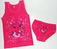 Комплекты детского нижнего белья для девочек 6 лет