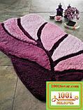 """Акриловый коврик """"Confetti"""" в ванную или туалет БЕЗ выреза под унитаз, 50х60 см., 1 шт., фото 9"""