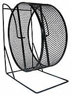 Колесо Trixie Exercise Wheel для грызунов на подставке, 22 см, фото 1