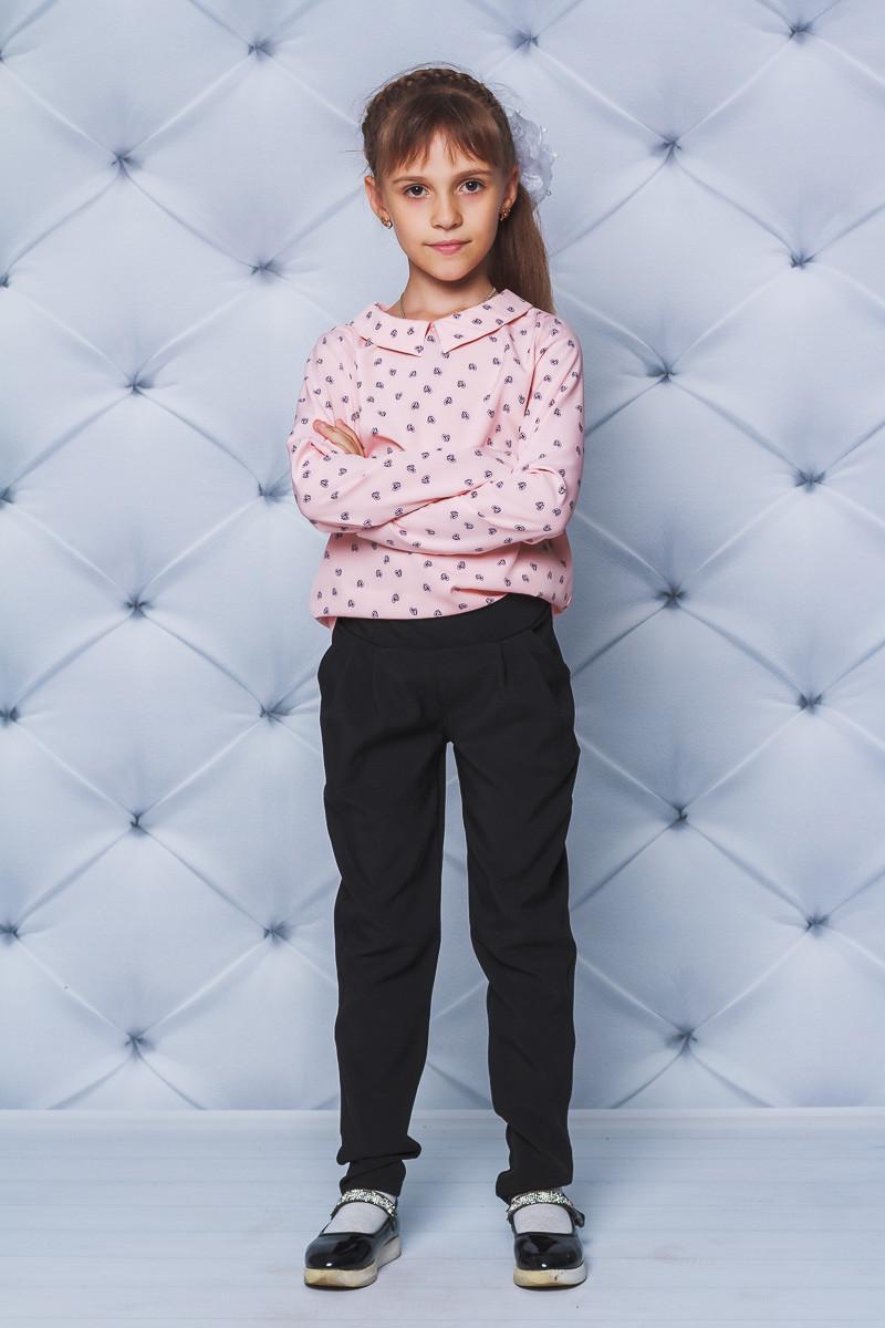 Школьные брюки для девочки фото