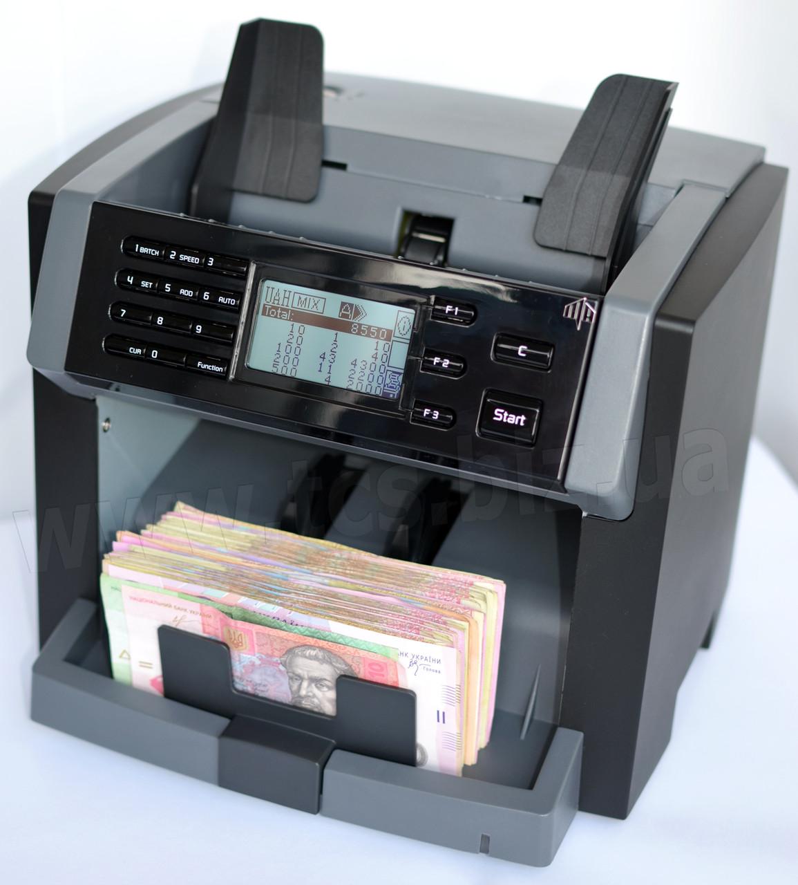 PRO NC-3500 Лічильник банкнот з визначенням номіналу