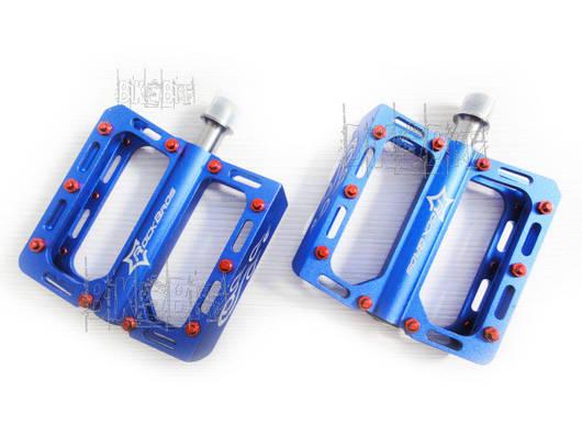 Педали Titanium RockBros YMPD10TT Цвет: Синий