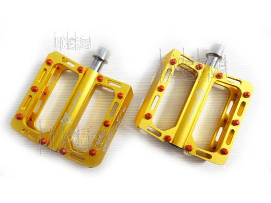 Педали Titanium RockBros YMPD10TT Цвет: Золотой