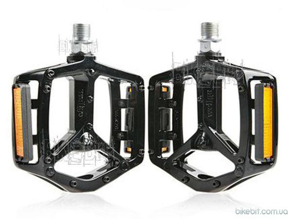 Магниевые педали Wellgo MG-3 Цвет: Черный