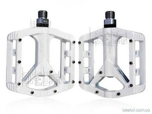 Магниевые педали Wellgo MG-2 Цвет: Белый