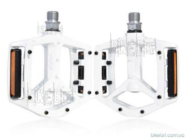Магниевые педали Wellgo MG-3 Цвет: Белый