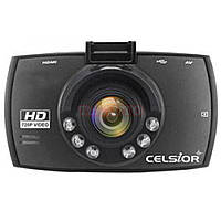Автомобильный цифровой видеорегистратор CELSIOR DVR CS-404 HD