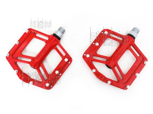 Магниевые педали Wellgo MG-6 Цвет: Красный