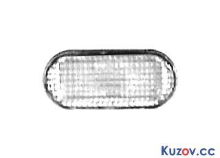 Указатель поворота на крыле Seat Ibiza 08- левый/правый, белый (FPS)