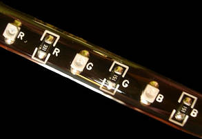Светодиодная лента 3528 120 led/метр. все цвета! Стандарт, фото 2