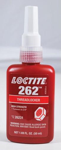 Фіксатор різьбових з'єднань Loctite 262