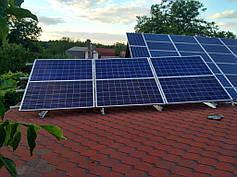 Автономная солнечная станция 3 кВт, г. Кривой Рог