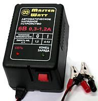 Автоматическое зарядное устройство 0,3-1,2А 6В для аккумуляторов