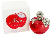 Женская туалетная вода Nina Ricci Nina 80 ml (красное яблоко)