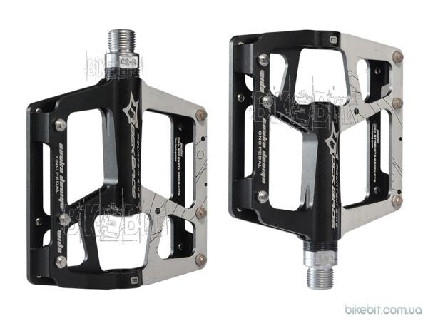 Педалі RockBros JT-901 Колір: Чорний