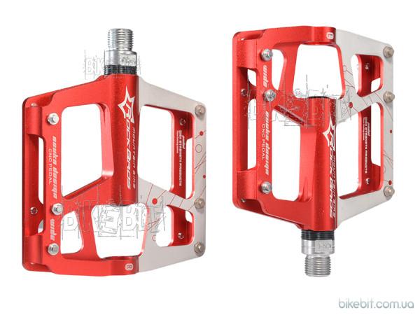 Педалі RockBros JT-901 Колір: Червоний