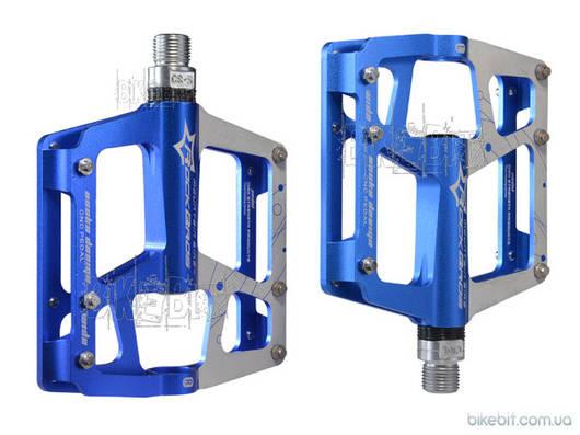 Педали RockBros JT-901 Цвет: Синий