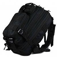 Тактический штурмовой рюкзак 45л Цвет: Черный