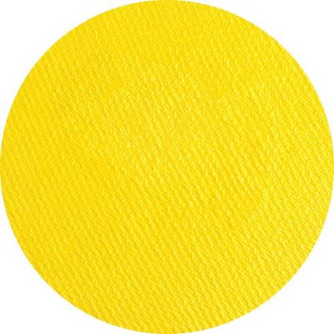Аквагрим Superstar перламутровый Жёлтый Interferenz 45 g, фото 2