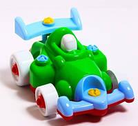 Игрушечная Машинка Конструктор Гонка Toys Plast (Gonka)