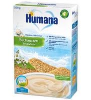 Каша Humana молочная гречневая, 200г
