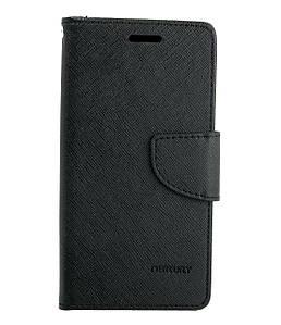 Чехол книжка для Xiaomi Redmi 4 Prime / Redmi 4 Pro боковой с отсеком для визиток, MERCURY GOOSPERY, Черный