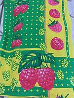 Ткань для вафельных полотенец ш.50  Малинка