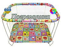 Манежи игровые Kinder box- Лужайка