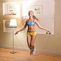 Скакалка для схуднення: вибір, базові вправи