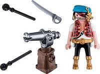 Пират с пушкой Playmobil 4008789053787
