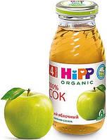 Мягкий яблочный сок HiPP, 190 мл