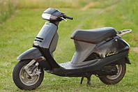 Скутер Honda Lead Хонда Лид (чёрный), фото 1